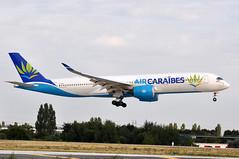 F-HHAV  ORY (airlines470) Tags: msn 82 a350941 a350 a350900 air caraibes ory airport fhhav