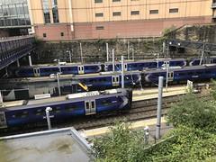 Glasgow Queen Street - 10-09-2019 (agcthoms) Tags: scotland glasgow glasgowqueenstreet station railways trains hst class43 43026