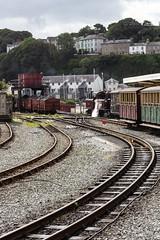 IMG_9384  Porthmadog,  Ffestiniog Railway (Beth Hartle Photographs2013) Tags: northwales porthmadog ffestiniog railway steamrailway narrowguage doublefairlie