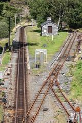 IMG_9361  View down to Dduallt, Ffestiniog Railway (Beth Hartle Photographs2013) Tags: northwales ffestiniog railway steamrailway narrowguage