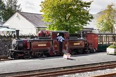 IMG_9344  Double Fairlie Loco on The Ffestiniog Railway (Beth Hartle Photographs2013) Tags: northwales ffestiniog railway steamrailway narrowguage doublefairlie blaenauffsetiniog