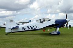 G-KELL Van's RV-6 cn PFA 181-12845 Sywell 01Sep19 (kerrydavidtaylor) Tags: orm egbk sywellaerodrome northamptonshire