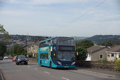 Arriva Yorkshire 1905 (Moving Britain) Tags: brighouse arrivayorkshire
