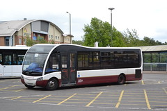 Coniston Coaches SN08BZB (Will Swain) Tags: kidderminster bus station 22nd august 2019 birmingham west midland midlands city centre buses transport transportation travel uk britain vehicle vehicles county country england english coniston coaches sn08bzb former lothian 282 route 294