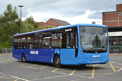 Rotala Diamond 30951 AE59EHP (Will Swain) Tags: kidderminster bus station 22nd august 2019 rotala diamond birmingham west midland midlands city centre buses transport transportation travel uk britain vehicle vehicles county country england english 30951 ae59ehp