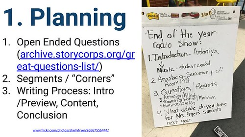 Podcast Planning by Wesley Fryer, on Flickr