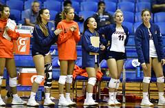 ccsuvolleyball-br-091619_1672 (newspaper_guy Mike Orazzi) Tags: volleyball collegeathletics collegesports 300mmf28dii d850 nikon nikkor sportsphotograher sportsphotography bucknelluniversity ccsu bluedevils bisons women availablelight highiso
