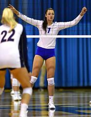ccsuvolleyball-br-091619_1067 (newspaper_guy Mike Orazzi) Tags: volleyball collegeathletics collegesports 300mmf28dii d850 nikon nikkor sportsphotograher sportsphotography bucknelluniversity ccsu bluedevils bisons women availablelight highiso