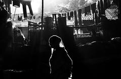 Backlight (sharmi_diya06) Tags: streetphotography street city people light shadow portrait morning woman
