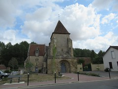 Eglise d'Ainay le Viel