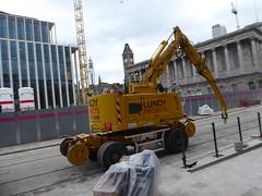 Birmingham City Centre Metro Extension | Phase 2 | U/C (metrogogo) Tags: