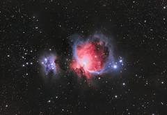Nébuleuse d'Orion V2 (yeantbron) Tags: night sky astrophotography astrophotographie astrophoto astro star adventurer