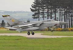 (scobie56) Tags: panavia tornado f3 ze983 hl 111 squadron tremblers raf royal air force leuchars fife scotland