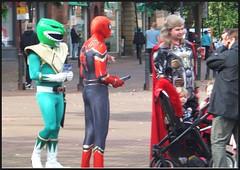 When in Carlisle ..... (peterdouglas1) Tags: carlisle superheroes