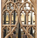Screen and Organ Pipes