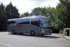 P and D York Coach Travel (Hesterjenna Photography) Tags: jy17pdy psv coach bus wolverhampton morecambe irizar excursion tour tourer holiday
