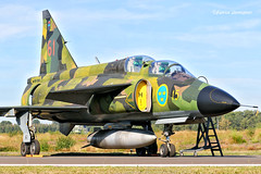 SX-DXO Saab AJS37 Viggen - Swedish Historic Flight (Planes , ships and trains!) Tags: saab ajs37 viggen kleinebrogelab kleinebrogelairbase kleinebrogel kb keebee camouflage spotter spottersday sanicole airshow airplane aviators flying avporn airforce fighterjet aviationgeek militarypilot combataircraft jetfighter squadron airbase militaryaircraft avg avgeeks aviation fighterpilot aviationdaily pilot planespotter planespotting planespotters sky jet planeporn avgeek aircraft aviationworld pilotslife landinggear wing