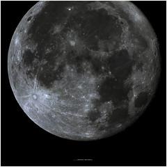 Lune 99% - 2019-09-15 - Lille (Adrien Witczak) Tags: astrophotographie adrienwitczak astronomie astronomy astrophotography asi120mc lune moon ciel espace systèmesolaire