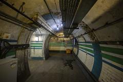 Hidden London - Piccadilly Circus 11 (Mac Spud) Tags: london hidden hiddenlondon tube abandoned transport underground nikon z6