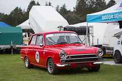 Doune Hill Climb (<p&p>photo) Tags: 31 red 1964 1960s 60s sixties ford mk1cortina fordcortinamki fordcortina mk 1 fordcortinamk1 cortina 656tfc lothiancarclub lothian club doune hill climb hillclimb dounehillclimb 2019 auto race racing sport motorsport scotland uk automobile championship classic historic motor track stirlingshire worldcars september september2019