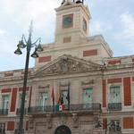 Portada Real Casa de Correos