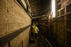 Hidden London - Piccadilly Circus 25 (Mac Spud) Tags: london hidden hiddenlondon tube abandoned transport underground nikon z6