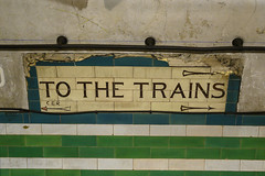 Hidden London - Piccadilly Circus 16 (Mac Spud) Tags: london hidden hiddenlondon tube abandoned transport underground nikon z6