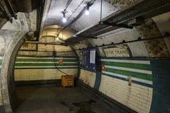 Hidden London - Piccadilly Circus 14 (Mac Spud) Tags: london hidden hiddenlondon tube abandoned transport underground nikon z6