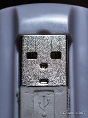 USB Plug (Pareidolia) (Desdanova) Tags: macro macromondays stockton california unitedstatesofamerica pareidolia