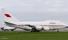 Bahrain Royal Flight 747-SP A9C-HAK (birrlad) Tags: heathrow lhr international airport london uk aircraft aviation airplane airplanes government state jet royal bahrain flight a9chak boeing 747spz5 b74s 747sp realaircraft classic rare