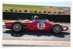 GC9_8943a (ladythorpe2) Tags: ferrari shark nose reims historic meeting sunday 15th september 2019 peter collins french grand prix winner sunny afternoon red racing car motorsport 16 replica