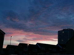 Red sky at night shepherd s delight (Shaz Vincent Photography) Tags: