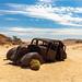 The Getaway Car   Namibia 2019