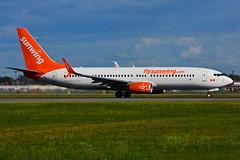 C-FPRP (Sunwing Airlines) (Steelhead 2010) Tags: sunwingairlines boeing b737 b737800 yul creg cfprp