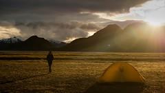 _9030734 (ps.mustang33) Tags: iceland laugavegur trek trail sunset camp aftavatn