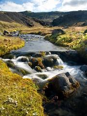 _9020509 (ps.mustang33) Tags: iceland laugavegur trek trail creek