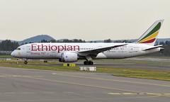 Ethiopian ET-AOR, , OSL ENGM Gardermoen (Inger Bjørndal Foss) Tags: etaor ethiopian boeing 787 dreamliner osl engm gardermoen