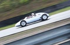 Porsche (vanderven.patrick) Tags: porsche old retro historic gp speed panning rain track racetrack