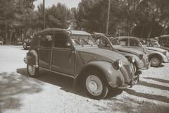 Citroën 2CV (Cars & Bikes) Tags: expo cars france deuche 2cv citroen
