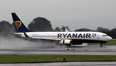 EI-EMR (PrestwickAirportPhotography) Tags: egcc manchester airport ryanair boeing 737 b737 eiemr