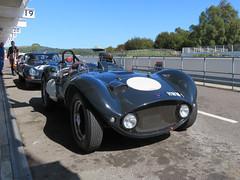 HWM Jaguar (jane_sanders) Tags: goodwood westsussex sussex goodwoodrevival revival motorcircuit testing test hwmjaguar hwm jaguar