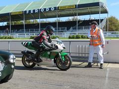 Motorbike (jane_sanders) Tags: goodwood westsussex sussex goodwoodrevival revival motorcircuit testing test motorbike motorcycle