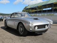 Ferrari 250 GT SWB (jane_sanders) Tags: goodwood westsussex sussex goodwoodrevival revival motorcircuit testing test ferrari250gtswb ferrari 250 gt swb