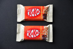 Kit-Kat: Miso (2010) (jpellgen (@1179_jp)) Tags: japan japanese candy chocolate kitkat japanesekitkat nestle whitechocolate 2019 nikon sigma 1770mm miso food foodporn dessert