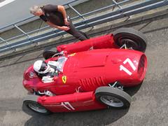 Lancia Ferrari D50A (jane_sanders) Tags: goodwood westsussex sussex goodwoodrevival revival motorcircuit testing test lanciaferrarid50a lancia ferrari d50a