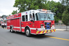 Town of Mamaroneck Fire Department Rescue 6 (Triborough) Tags: ny newyork westchestercounty harrison tmfd townofmamaroneckfiredepartment firetruck fireengine rescue rescue6 spartan gladiator hackney