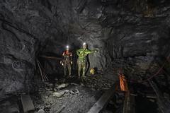 """ Drill room...."" (lortopalt) Tags: nikon mine sweden rope mining stefan climbing single technique srt bergslagen gruva d850 klättrar lortopalt abandoned övergiven"