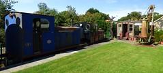 Trains (Mark C (Downloadable)) Tags: old trains bere ferrers station devon england uk tamar belle holidays visitor centre