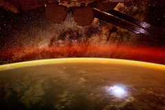 Vantage Point - ISS (LaydeeDem) Tags: astrophotography nasa iss space astronautphotography