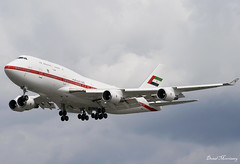 Abu Dhabi Amiri Flight 747-400 A6-YAS (birrlad) Tags: heathrow lhr international airport london uk aircraft aviation airplane airplanes government state jet royal abudhabi amiri flight boeing b747 b744 747 747400 7474f6 a6yas vip